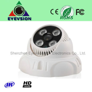 1.0MP CMOS HD (720P) IP IR Security Dome Camera (EV-N10038D-IR-H) pictures & photos