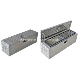 2.5mm Aluminium Check Plate Rectangle Tools Box pictures & photos