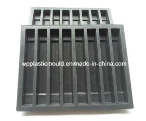 Concrete Cement Block Plastic Mould (NC243008T-YL) 24cm pictures & photos