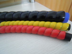 Hose Spiral Protector of Polypropylene for Hydraulic Rubber Hose Protection pictures & photos