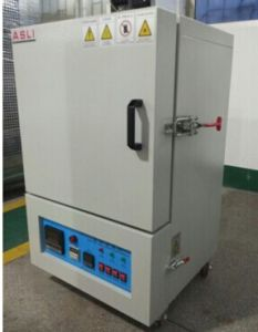 High 1200c/1300c Temperature Laboratory Electric Muffle Furnace for Sintering Heat Treatment pictures & photos