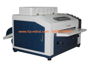 Pattern 12inch UV Coating Machine (FLM-A12) pictures & photos