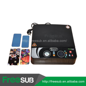 Freesub New Mini Phone Case Vacuum Sublimation Machine (ST2030) pictures & photos