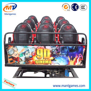 Mantong Hot Sale Cabin Cinema 5D Portable Cinema Theater Trailer Simulator Used Projector 9d 10d 11d 12D Xd Cinema pictures & photos