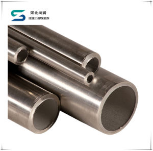 Ss201 304 316 Stainless Steel Round Pipes Tube for Decoration pictures & photos