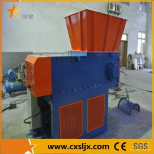 Waste Plastic Recycling Shredder for Plastic Pipes/Films/Flakes pictures & photos