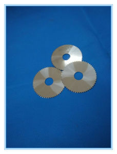 High Speed Carbide V Cut Saw Blade for PVC Cutting pictures & photos