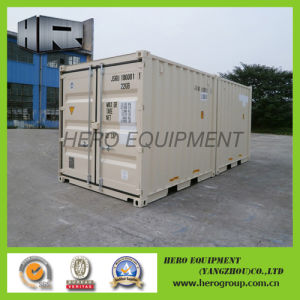Commercial ISO Steel/Shipping/Cargo/Dangerous Goods/Logistic/Special/Mini Container pictures & photos
