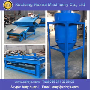 Waste Tyre Recycling Plant/Tyre Recycling Machine Manufacture/Rubber Powder Machine pictures & photos