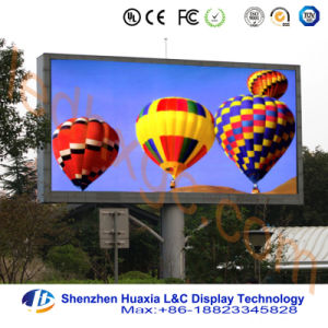 Advertising P16 Outdoor Full Color LED Display Screen