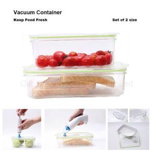 Rectangular Vacuum Container, Vacuum Sealed Fresh Containers pictures & photos