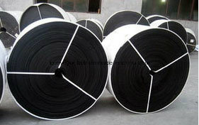 Oil-Resistant 4 Ply Rubber Conveyor Belt