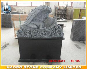 Granite Infant Headstone Baby Gravestone pictures & photos