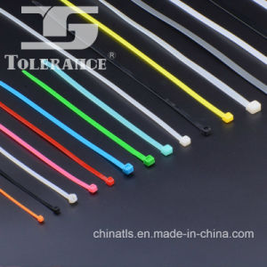 Colorful Heavy Duty Nylon Cable Ties