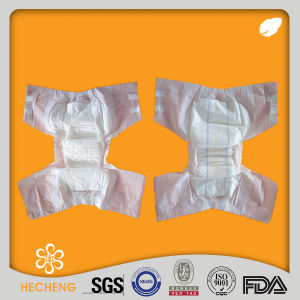Disposable Incontinence Napkin Adult Prefold Diaper pictures & photos