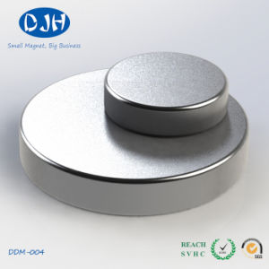 Powerful Disc Shaped NdFeB Magnets All Size Can Be Customized pictures & photos