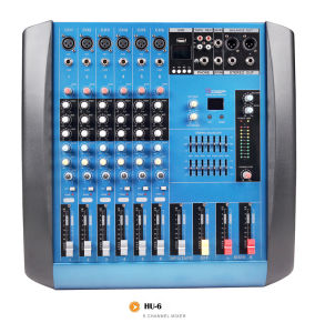 Mixing Console/Mixer/Soud Mixer/Professional Mixer /Console/Sound Console/Brand Mixer /Hu6 pictures & photos