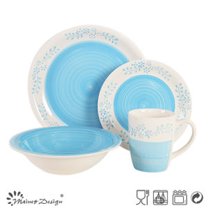 Hand Painting Colorful 20PCS Dinnerware Set pictures & photos
