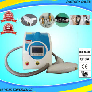 3 in 1 Q Switch Tattoo Removal ND YAG Laser pictures & photos