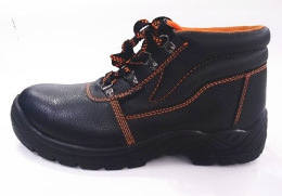 Industrial Leather Safety Shoes with Steel Toecap (SN1716) pictures & photos