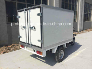 Closed Box Tricycle for Beverages Delivery pictures & photos