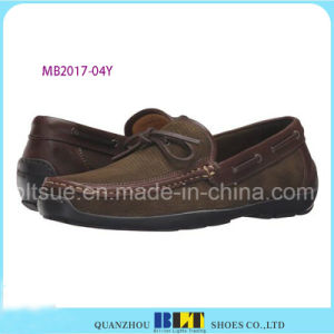 High Qulaity Waterproof Men Boat Shoe pictures & photos