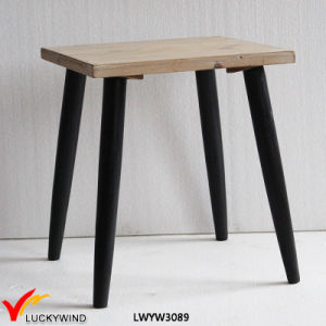 Retro Solid Wood Multiple Use Stool End Table pictures & photos