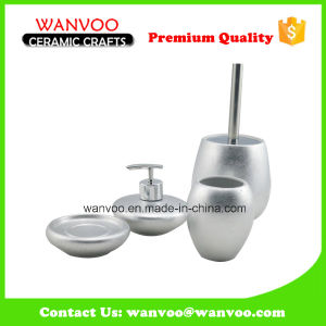 China Modern Silvery Bathroom Fittings for Hotel and Home pictures & photos