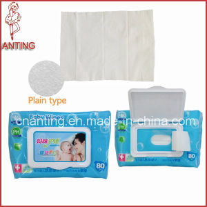 Natural Wood Pulp Wet Baby Wipes pictures & photos