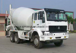Professional Supply Hot Sale Concete Mixer Truck of 6-16m3 pictures & photos