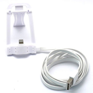 Newest USB Charging Cable with Stand Holder for iPhone 5/6 pictures & photos