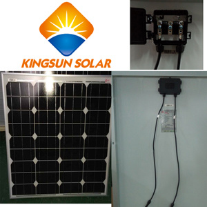 High Efficiency Mono Solar Module (KSM50) pictures & photos