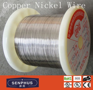 Copper Nickel Alloy Wire of Reach Approved pictures & photos