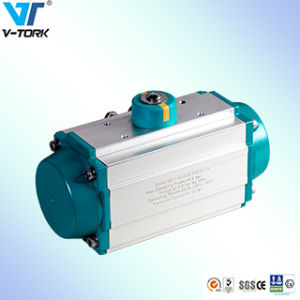 Electric & Pneumatic Actuator for Regulating Valves pictures & photos