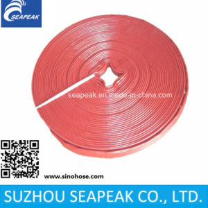 Heavy Duty PVC Layflat Irrigation Discharge Hoses pictures & photos