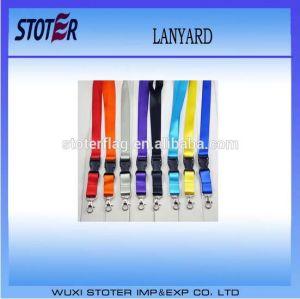 New Style Single Cheap Custom Lanyard / Logo Printed Lanyard pictures & photos