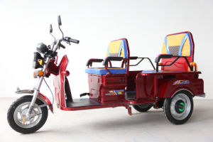 China Electric Tricycle Scooter for Elderly pictures & photos