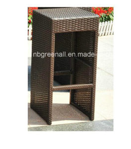 Garden Furniture Outdoor Furniture Wicker Bar Stool pictures & photos