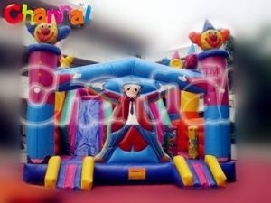 Inflatable Combo Happy Clown Bouncer (CHB220) pictures & photos