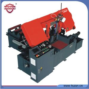 H-300ha Hot Sale Double Column Metal Band Saw pictures & photos