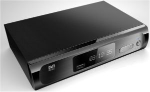 STB DVB Set Top Box DVB-T DVB-T2 with Ca M2 pictures & photos