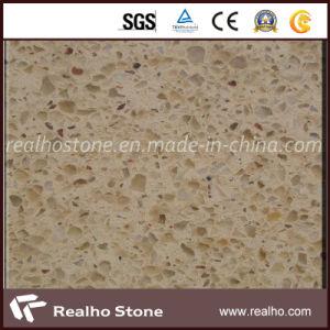 Good Quality Polished Artificial Quartz Stone for Sale pictures & photos