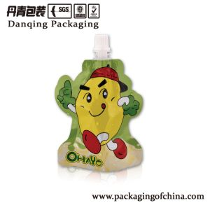 Cheap Packaging Bag, Baby Food Packaging, Stand up Pouch with Nozzle Y1584 pictures & photos
