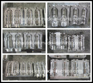 Pet Beverage Bottle Blowing Mould pictures & photos
