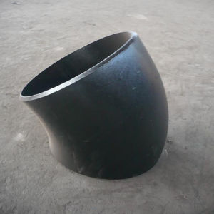 45/90deg Butt Welded Seamless Carbon Steel Elbow pictures & photos