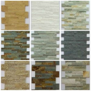 Slate Culture Stone for Wall Cladding Decoration pictures & photos