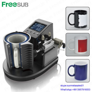 Freesub Automatic Mug Printing Machine Price of China Suppliers (ST-110) pictures & photos