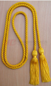 Factory Wholesale 100% Polyester Graduation Honor Cords pictures & photos