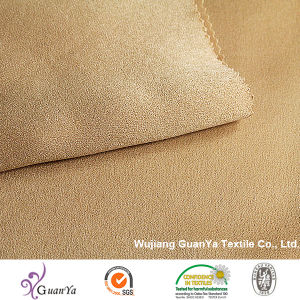 Sanded Peach Skin for Garment or Shoes pictures & photos