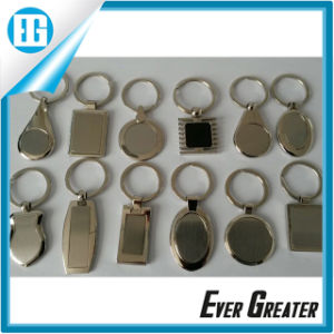 Metal Keyring Metal Blank Keyrings Wholesale, Keychain Manufacturers with Existing Mold pictures & photos